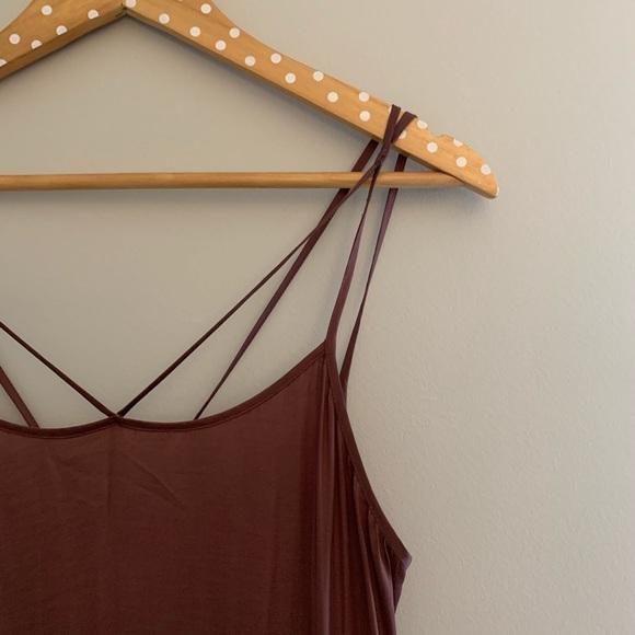 Anthropologie Dresses & Skirts - Anthropologie slip dress by Eloise